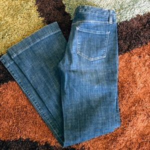 The Limited 917 Denim Blue Jeans, Size 6L Long